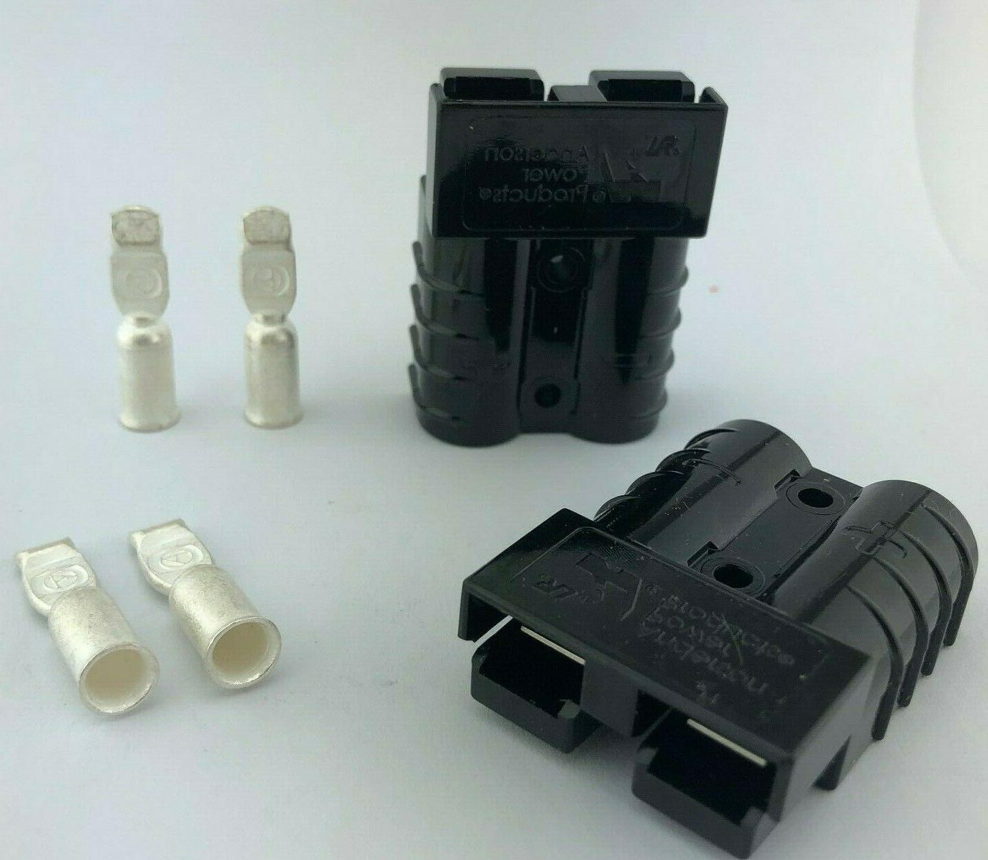 Anderson Set Cable Wire Quick Battery Plug