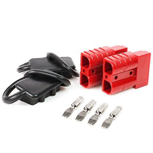 Battery Connect Electrical Plug Winch or Trailer