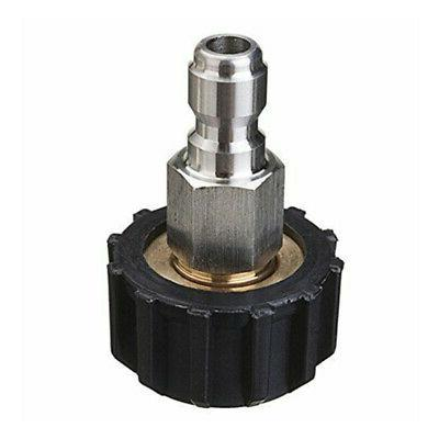 Quick To Adapter For Pressure