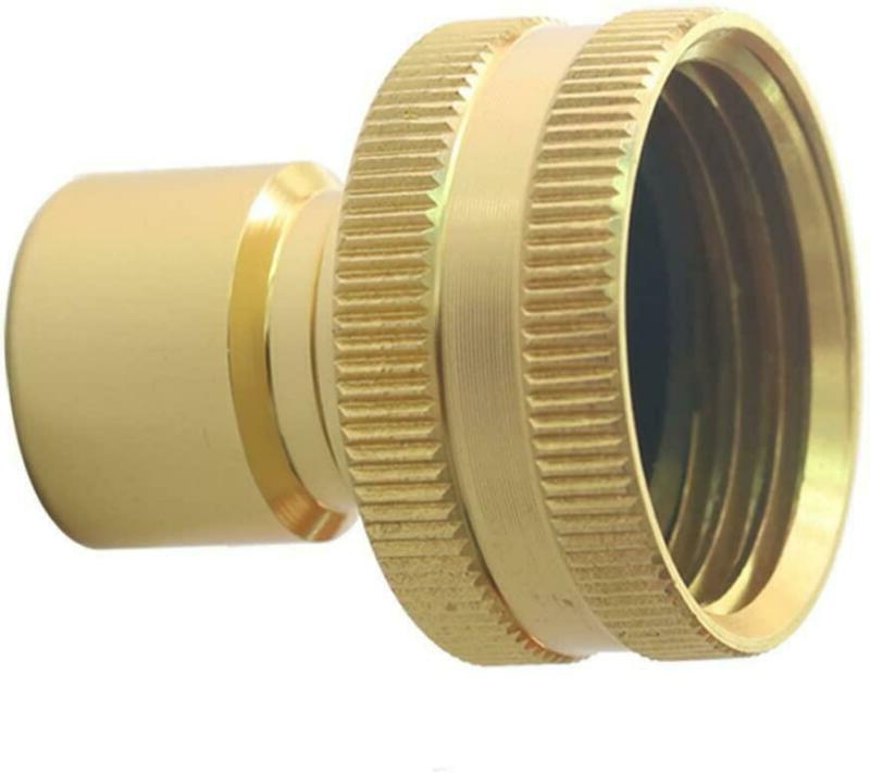 Plg Garden Connect,Male And Female Hose Connector,4 Set Faucet