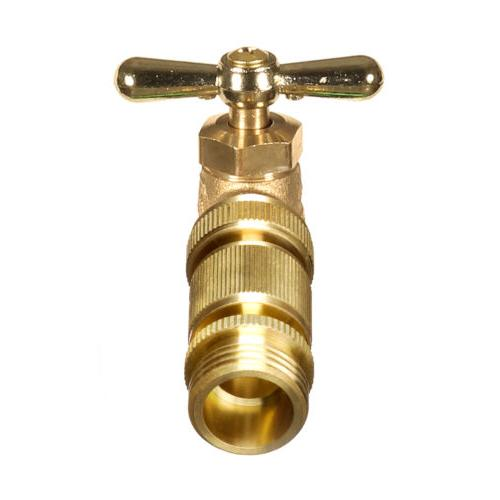 Garden Hose Easy Connect Fittings