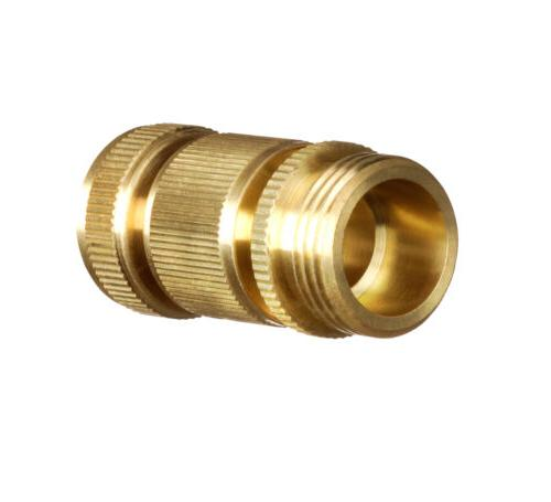 Garden ¾ inch GHT Brass Easy Fittings