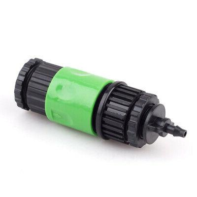 Garden Irrigation Hose Quick Connect Hose Tap Adapter Water