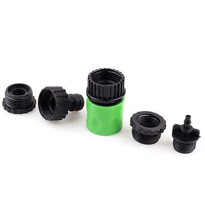 Garden Irrigation Connect Water Pipe Connector Set