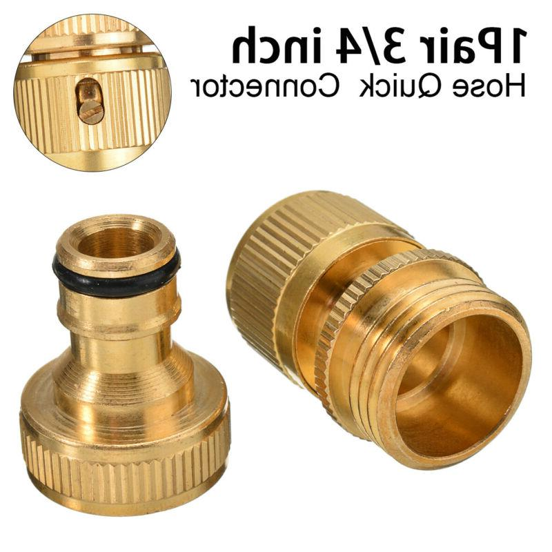 garden water hose quick connector for 3