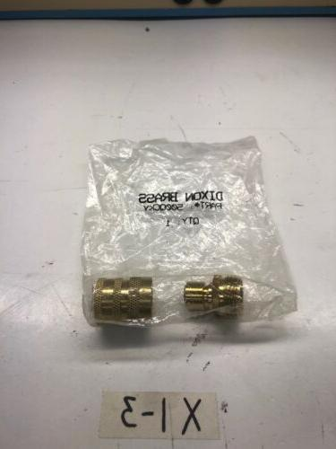 gh quick connect assembly valved dixon valve