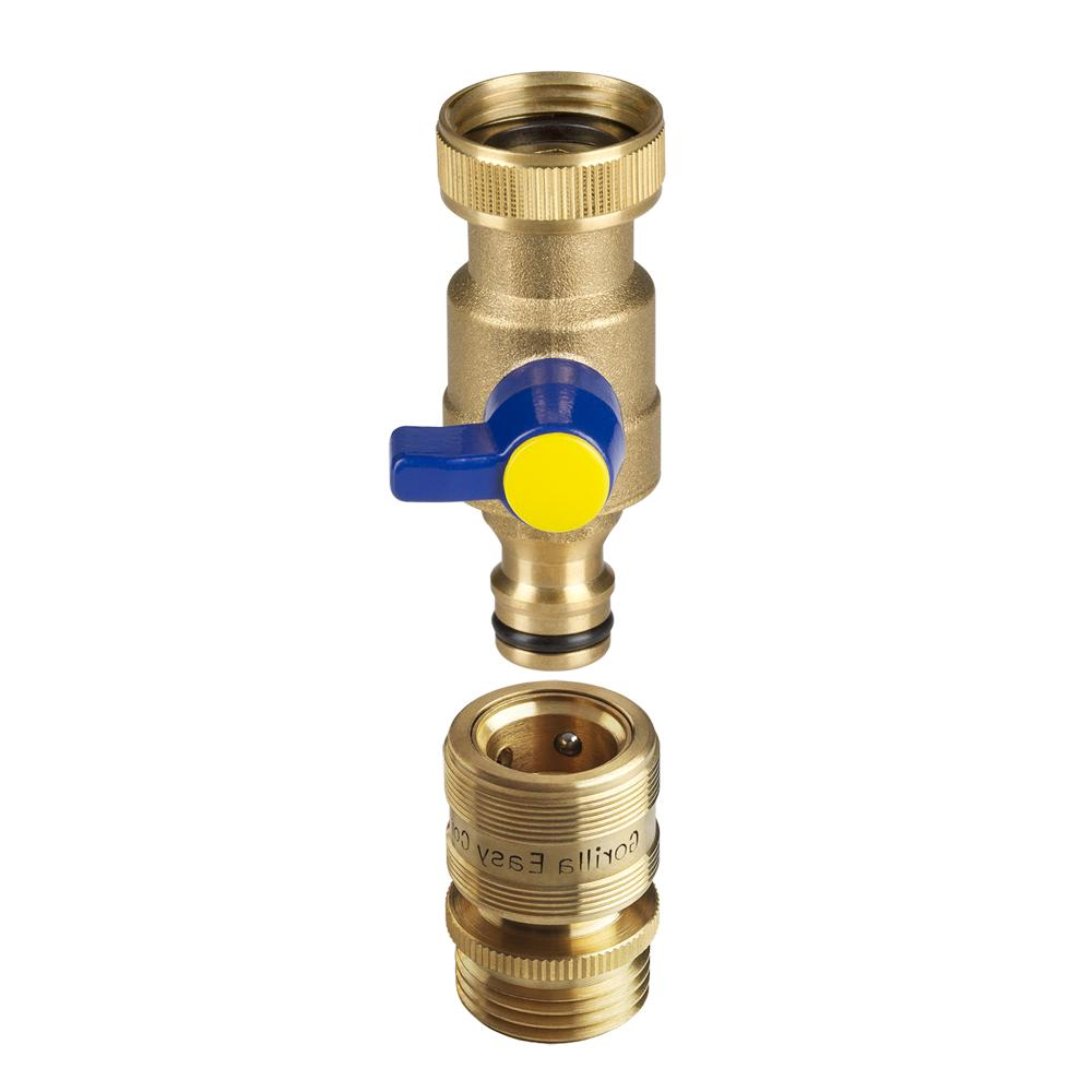 GORILLA Hose Fittings with Inch