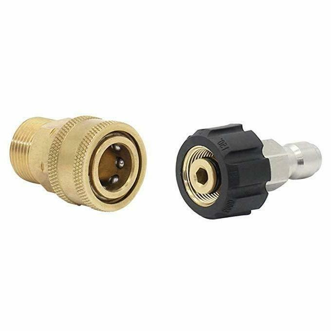 High Pressure Adapter Set Gun M22