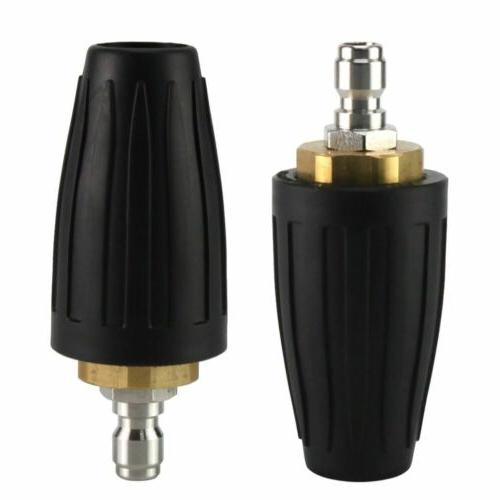 3600/4000PSI Pressure Washer Rotating Tip Quick Connect
