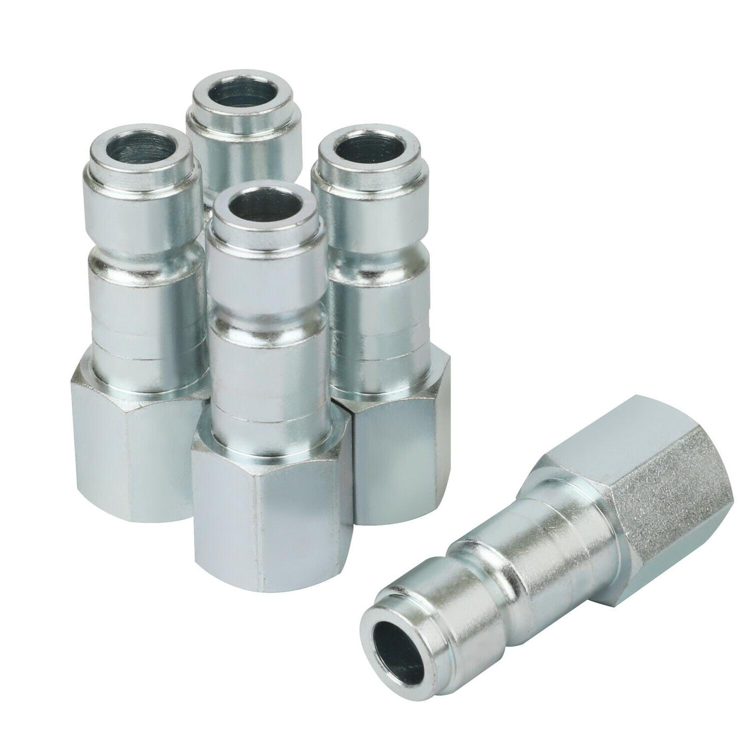 industrial interchange air fittings quick connect plug