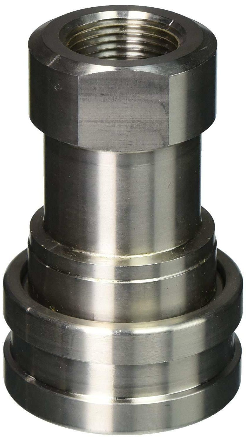 Eaton LL8HP36 Connect Coupling, Steel, FD45