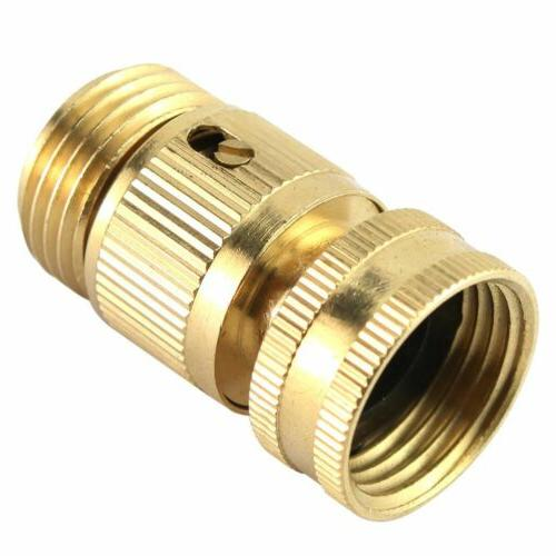 LOT Hose Quick Connect Solid Brass Connector Fitting