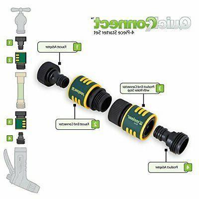 Melnor Connect Garden Hose set for faucet