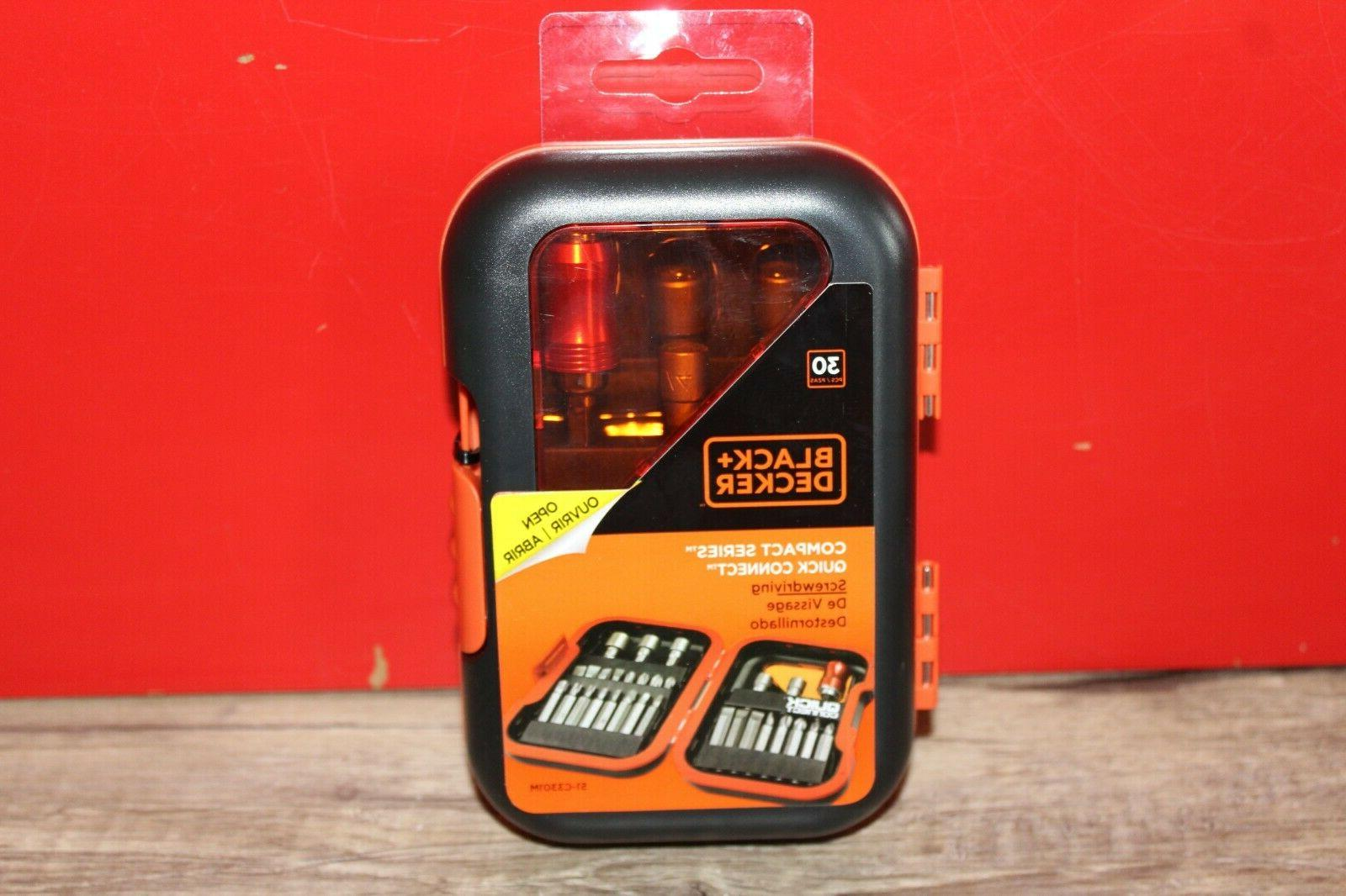 new black and decker compact series quick