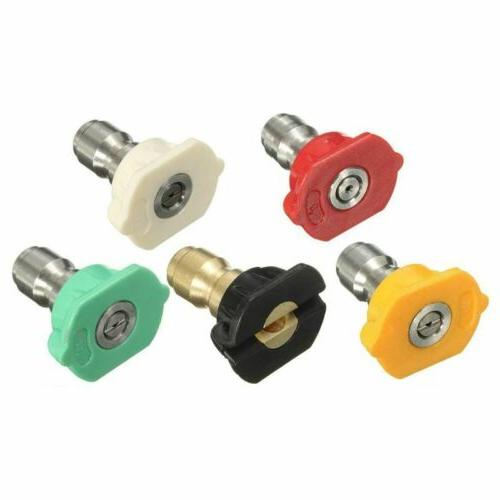 power pressure washer spray nozzle 5 pack