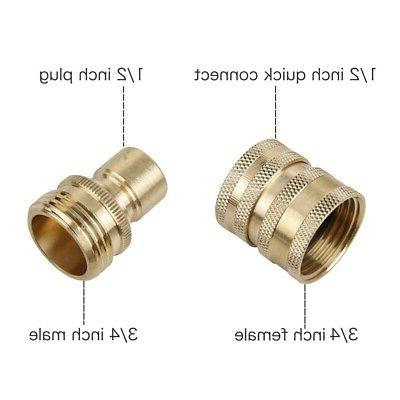 Pressure Adapter Set,Quick Disconnect M22 Swivel To Qu
