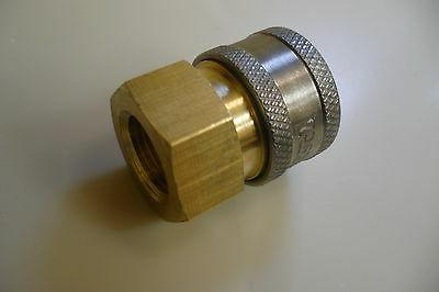 Pressure Brass Quick Connect Pipe 4000psi