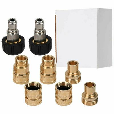"""Ultimate Washer Set Inch Connect 3/4"""" pcs"""