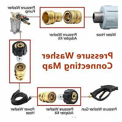 Ultimate Washer Set Inch Connect pcs M22