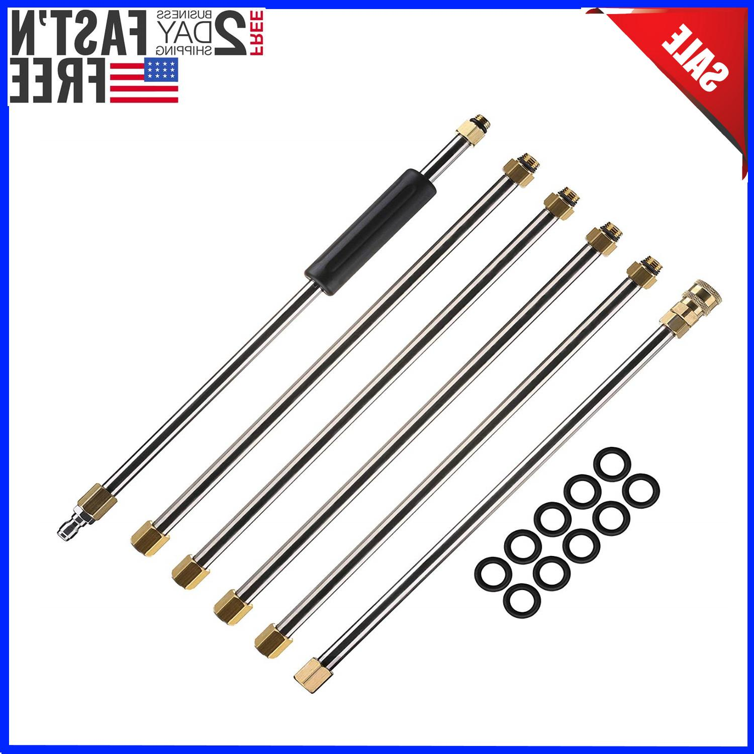 pressure washer extension wand replacement lance 90