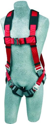 3M Protecta PRO 1191254 Fall Protection Full Body Harness wi