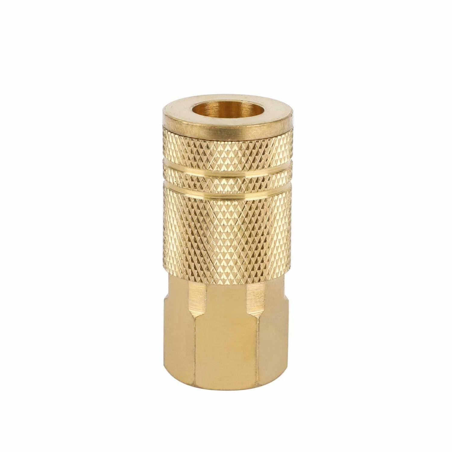 quick connect brass fittings 1 4 fnpt