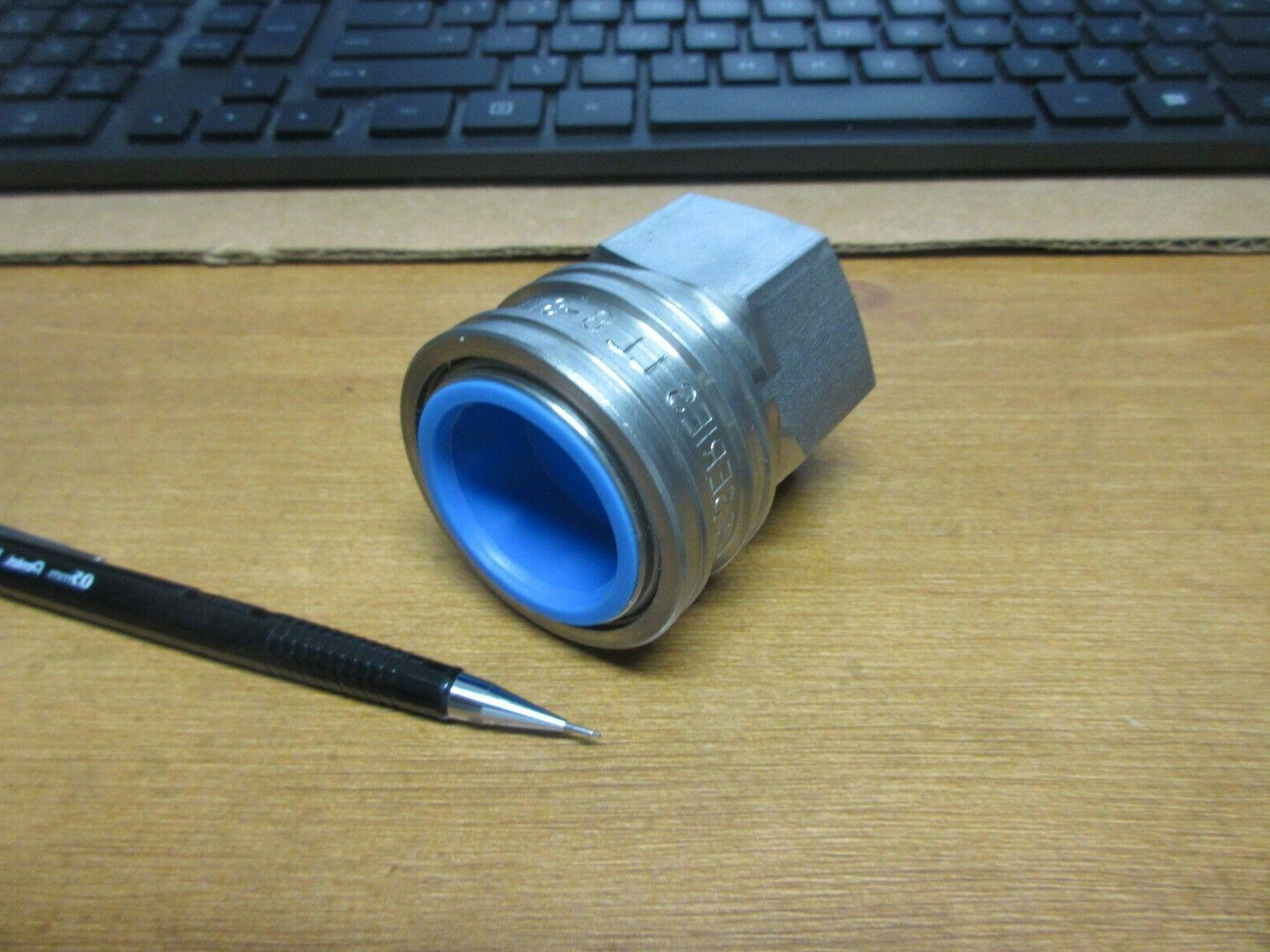 quick connect coupling series ll8 st stainless