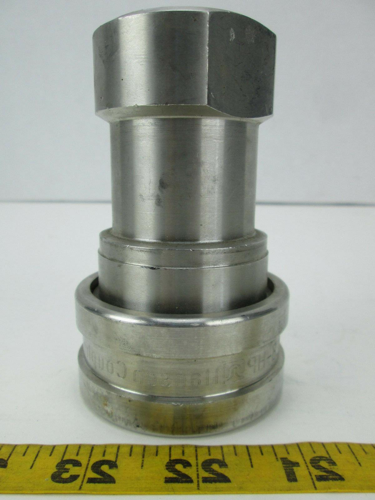 Hansen Quick Connect Pipe Fitting Series SML8-HP Ball Bearin