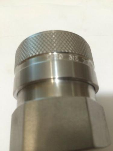 SWAGELOK Quick Connect 316 Stainless