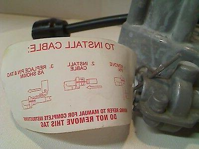 MARINE PRODUCTS CONNECT HELM QC QC 5294