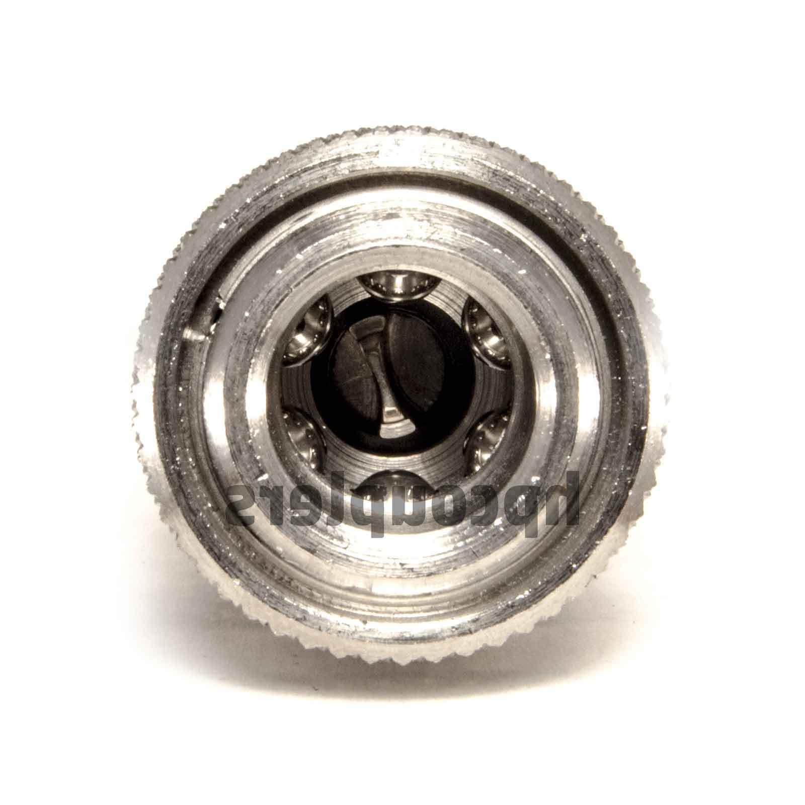 """STAINLESS Connect 3/8"""" NPT Air USA"""