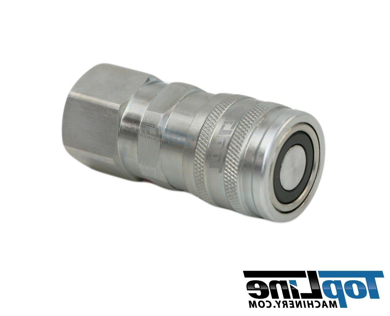 TL21-F 1/2 Female Face Hydraulic Plug