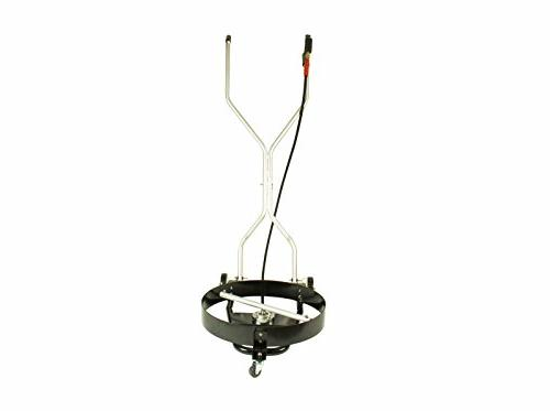 "Erie 21"" Undercarriage Surface Cleaner PSI 4.0 Quick Connect Power"