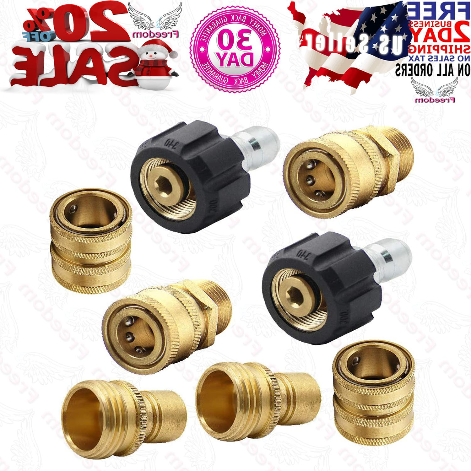 twinkle star pressure washer adapter set quick