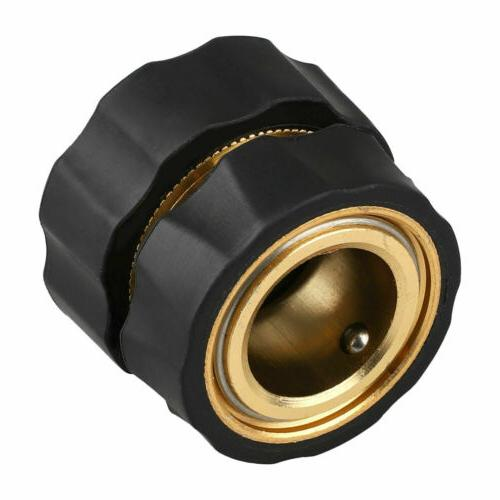 4 Quick Connect Brass Hose Adapter Connector Universal