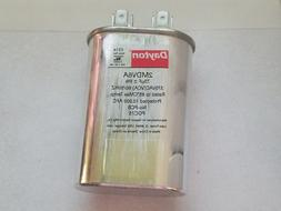 new 2mdv6a capacitor 7 5mfd oval 370vac