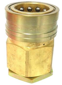 NEW HANSEN COUPLING SERIES S20-HKC QUICK CONNECT COUPLING 2-