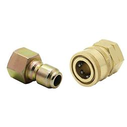 Twinkle Star 3/8 Inch Quick Connect Fitting Pressure Washer