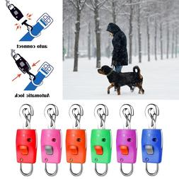 Pet Dog Magic Buckle Traction Rope Automatic <font><b>Connec