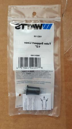 "WATTS PEX PIPE INSERT TUBE SUPPORT LINER 1/2"" SEA TECH QUICK"