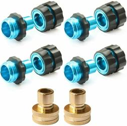 Plg Garden Hose Quick Connect,Male And Female Hose Connector