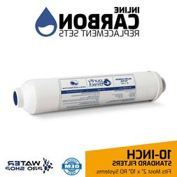 Post Activated Carbon Water Filter Replacement – Inline 5