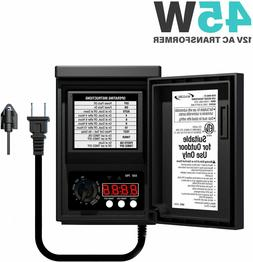 Malibu 45 Watt Power Pack For Low Voltage Landscape Lighting