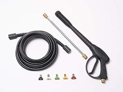 MDS 8-Part Pressure Washer Replacement Kit, 5 Quick Connect
