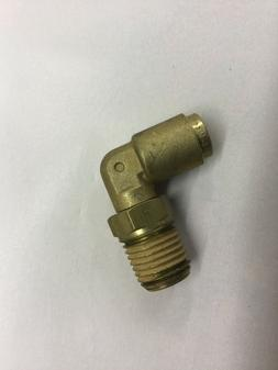 Qty 10. 1/4 air quick connect brass dot fittings 1/4 threads