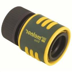 Melnor Quick Connect Outlet End Connect w/Water Stop 4MQC