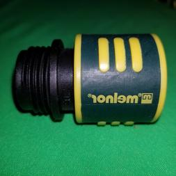 Melnor Quick Connect Water Hose End Connector - Male to Quic