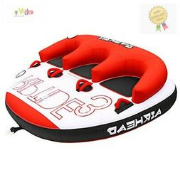 Airhead Riptide Inflatable Towable - 3 Rider Riptide Inflata