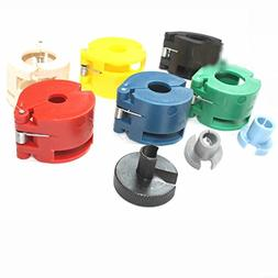 9pc Separate Disconnect Spring Lock Coupling Quick Connect A