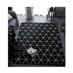 Simple Northern European Style Carpet - Kids Crawling Play A